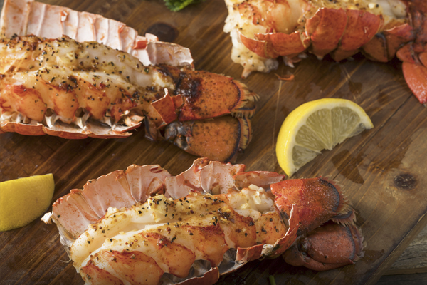lobster tails image